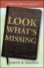 Book - Look What's Missing by David W. Daniels