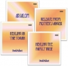 DVD - Bundle of 4 messages by Derek Robert inclusive of Worldwide Postage