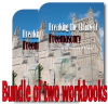 Workbook bundle of 2 x Breaking the Chains of   Freemasonry by Derek Robert - Breaking Masonic Curses - WORLDWIDE POSTAGE INCLUDED