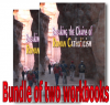 Workbook bundle of 2 x Breaking the Chains of Roman Catholicism by Derek Robert - Worldwide postage Included