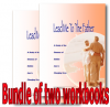 Workbook bundle of 2 x Lead Me To The Father by Derek Robert - FREE Worldwide Postage