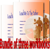 Workbook bundle of 3 x Lead Me To The Father by Derek Robert - FREE Worldwide Postage