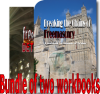 Workbook bundle of 1 x Breaking the Chains of   Freemasonry and 1 x Freemasonry Dethroned - by Derek Robert - Breaking Masonic Curses WORLDWIDE POSTAGE INCLUDED